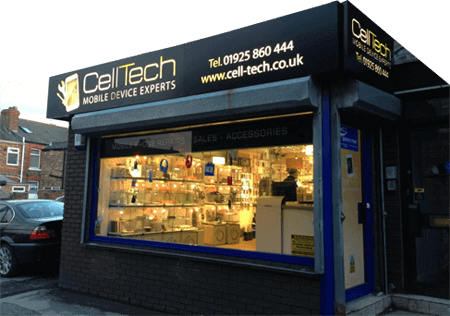 iPhone Repair Shop, Warrington