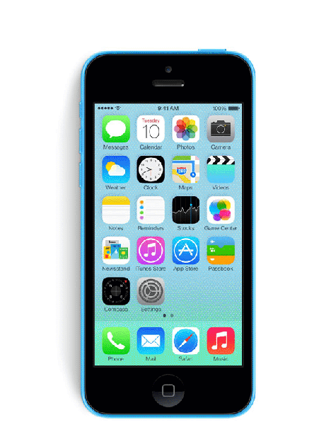Apple iPhone 5C Software Issues