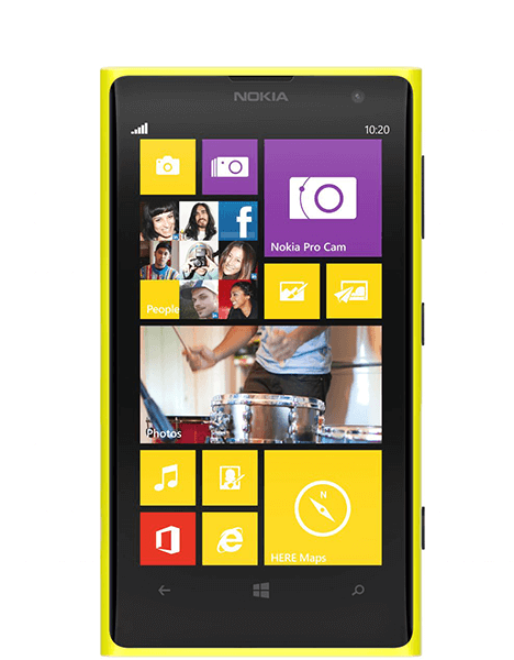 Nokia Lumia 1020 Screen Replacement