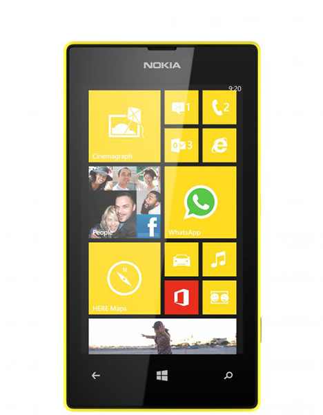 Nokia Lumia 520 Screen Replacement