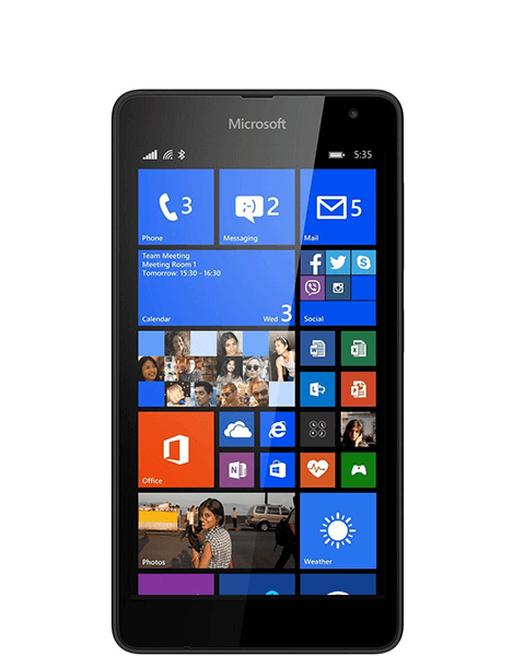 Microsoft Lumia 535 Screen Replacement