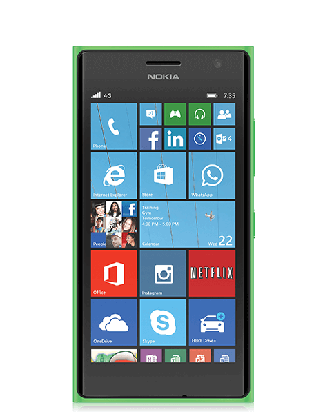 Nokia Lumia 735 Screen Replacement