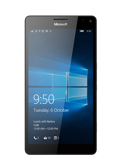 Microsoft Lumia 950XL Screen Replacement