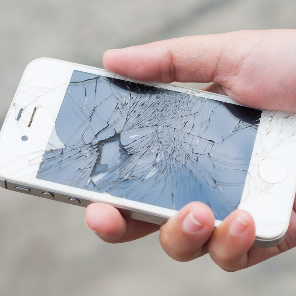 Water damaged iphone 6 data recovery