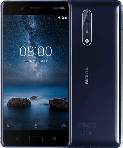 NEW Nokia 8
